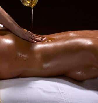 Signature tantric massage